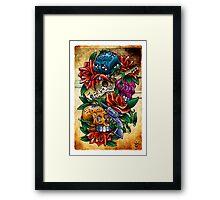 Muertos 1 Framed Print