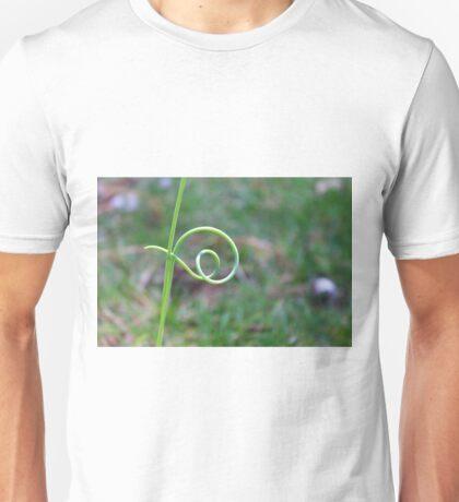 Curvy P Unisex T-Shirt