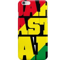 Jah Rastafari iPhone Case/Skin