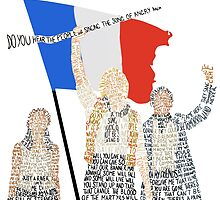 Les Miserables by stagedoormerch
