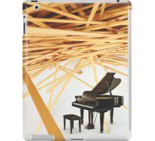 Crash Piano iPad Case/Skin