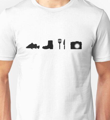 Level Up on Some Skills Unisex T-Shirt