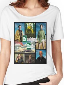Breaking Bad GTA Style  Women's Relaxed Fit T-Shirt
