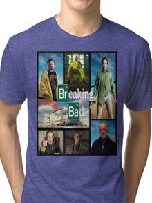 Breaking Bad GTA Style  Tri-blend T-Shirt