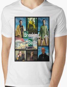 Breaking Bad GTA Style  Mens V-Neck T-Shirt