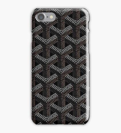 Goyard Inspired iPhone Case/Skin