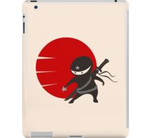 LITTLE NINJA STAR iPad Case/Skin