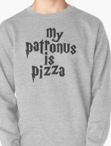 My Patronus Is Pizza, Funny Harry Potter Pizza Shirt, Quote T-Shirt