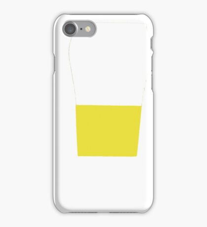 Cerveza The good the bad the ugly beer iPhone Case/Skin