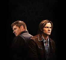 The Brothers Winchester by LindaMarieAnson