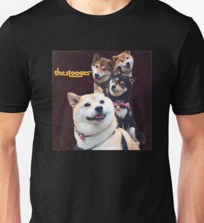 The Stooges (shiba inu) Unisex T-Shirt