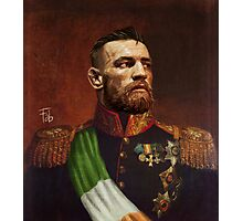 Conor McGregor - Protector of the Land Photographic Print