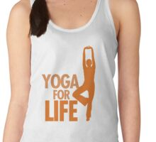 Yoga for life Women's Tank Top