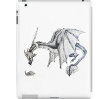 Dragon Drawing  iPad Case/Skin