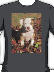 """Spice"" In The Fall Leaves T-Shirt"