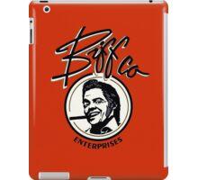 Biff.  iPad Case/Skin