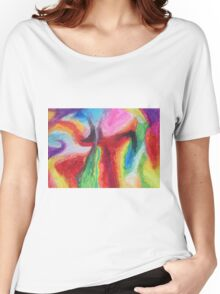 """Bridge to Nowhere"" original artwork by Laura Tozer Women's Relaxed Fit T-Shirt"