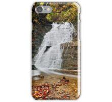 Buttermilk Falls iPhone Case/Skin