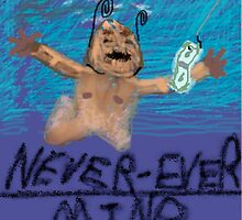 Nirvana Nevermind Cover by AlbumCoverCover