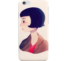 Amelie iPhone Case/Skin