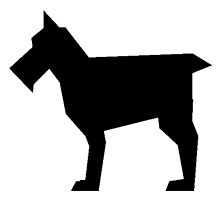 Scottish Terrier Silhouette by kwg2200