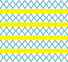 Textile Patterns by ArtfulDoodler
