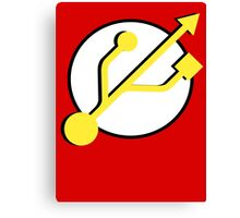 Flash 2.0 Canvas Print