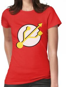 Flash 2.0 Womens Fitted T-Shirt