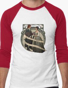 The Frasers Men's Baseball ¾ T-Shirt