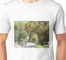 OSO CREEK TRAIL - COUNTRY ESCAPE IN THE CITY Unisex T-Shirt