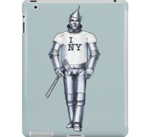 Tin Man - New York iPad Case/Skin