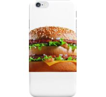 Big MAC iPhone Case/Skin