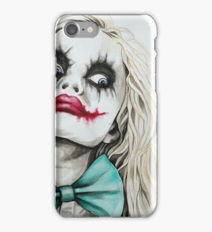 pixie joker iPhone Case/Skin