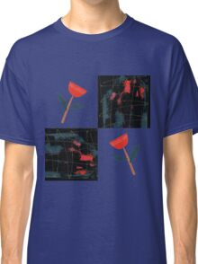 shooting stars at midnight, flowers in the afternoon Classic T-Shirt
