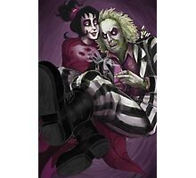 Beetlejuice - The Ghost with the Most Photographic Print