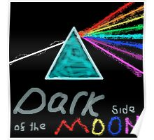 Pink Floyd Dark Side Of the moon Cover Poster