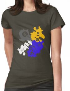Nintendo in Control Womens Fitted T-Shirt