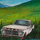 Rons Truck Goes to the Yukon by carolyndoe