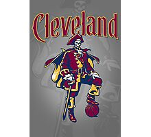 Captain Cleveland Photographic Print