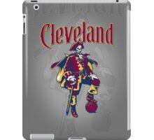 Captain Cleveland iPad Case/Skin