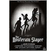 The Nosferatu Slayer Photographic Print