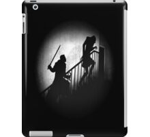 The Daywalker and the Nightstalker iPad Case/Skin