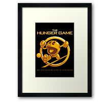 The Hunger Game Framed Print