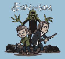 Dean and Sam Kids Clothes