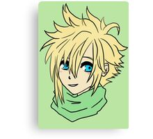 chibi cloud Canvas Print