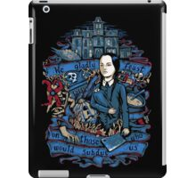 Wednesday Feast iPad Case/Skin