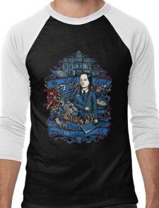 Wednesday Feast Men's Baseball ¾ T-Shirt