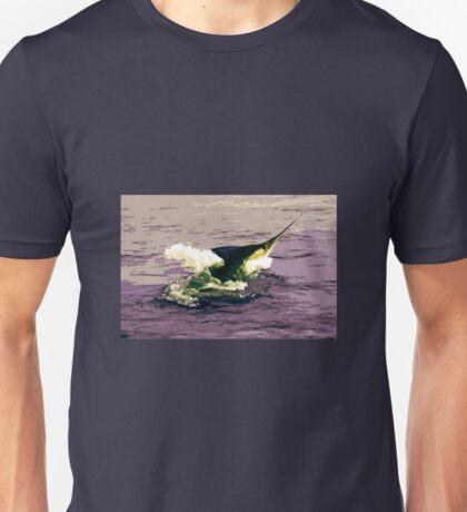 Marlin - Deep-sea series 3 - digital Unisex T-Shirt