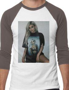 Kylie Jenner vintage Men's Baseball ¾ T-Shirt
