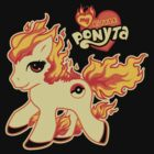 My Little Ponyta by MeganLara